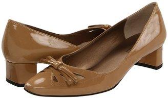 VANELi Helma (Nude Smack Metallic Patent) - Footwear