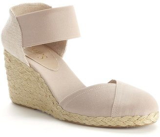 Chaps chelsi canvas wedge espadrilles - women