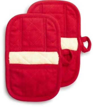 Sur La Table Classic Red Claw Mitts, Set of Two