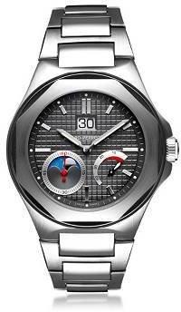 evo Girard-Perregaux Men's Laureato 3 Moon Phases Watch