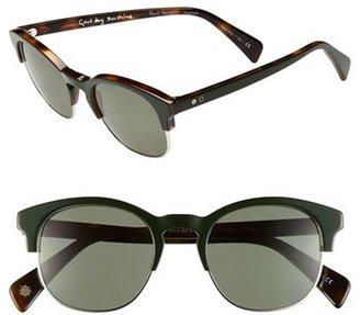 Paul Smith 'Yorkshire' 49mm Polarized Sunglasses