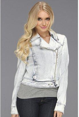 Paige Brooklyn Jacket in Snowfall (Snowfall) - Apparel