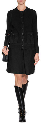 Marc by Marc Jacobs Cashmere Cardigan in Black