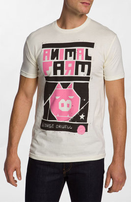 Out of Print 'Animal Farm' Graphic T-Shirt