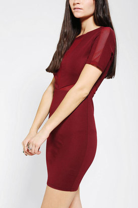 Urban Outfitters Lucca Couture Bodycon Cutout Dress