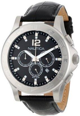 Nautica Unisex N21548G NCS 801 Classic Analog with Enamel Bezel Watch $94.08 thestylecure.com