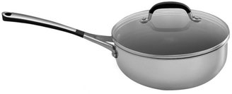 CLOSEOUT! Simply Calphalon Stainless Steel 2 Qt. Covered Chef's Pan