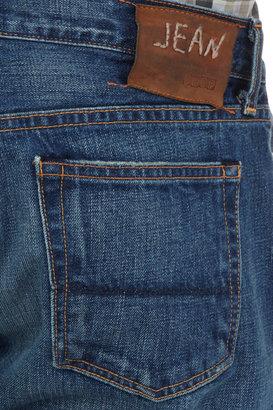 Jean Shop Five-pocket Slim Jeans