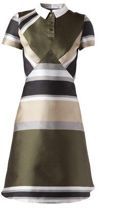 Ostwald Helgason stripe dress