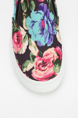 Jeffrey Campbell Alva Fab Floral Slip-On Sneaker