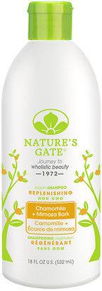 Nature's Gate Chamomile + Mimosa Replenishing Shampoo