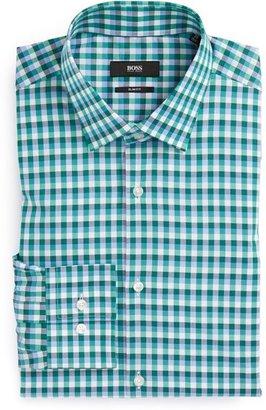 HUGO BOSS 'Jenno' WW Slim Fit Dress Shirt