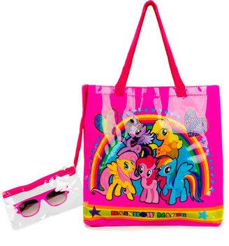 My Little Pony Girls' or Little Girls' Beach Bag