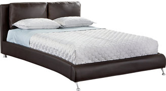 Rooms To Go Brody Brown 3 Pc Queen Bed