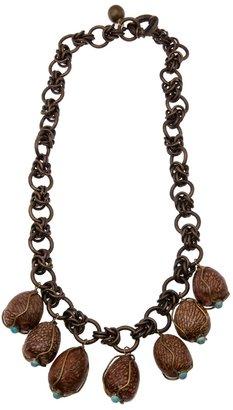 Lanvin Vault Metal necklace