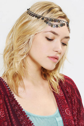 Urban Outfitters Hammered Coins Headwrap