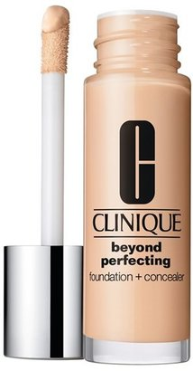 Clinique 'Beyond Perfecting' Foundation + Concealer - Alabaster $28 thestylecure.com