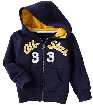 Carter's sporty fleece hoodie - baby