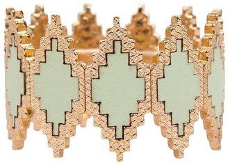 Style Tryst Aztec Stretch Bracelet
