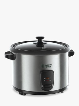 Russell Hobbs 19750 Cook at Home Rice Cooker and Steamer