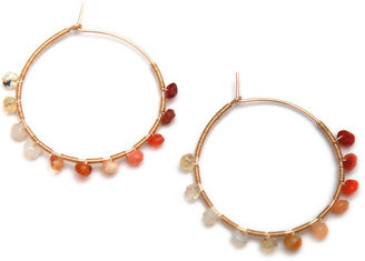 Franciscan Daily San Bali Hoops Fire Opal
