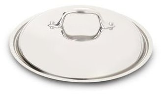All-Clad 10-in. Stainless Steel Stainless Domed Frypan Lid