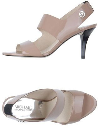 MICHAEL Michael Kors High-heeled sandals
