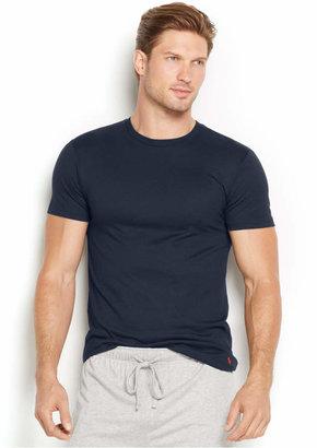 Polo Ralph Lauren Men's Supreme Ultra-Soft Pima JerseyComfort Crew-Neck T-Shirt $32 thestylecure.com
