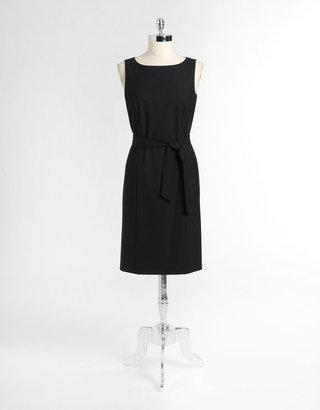 Tahari ARTHUR S. LEVINE CLASSICS Belted Shift Dress