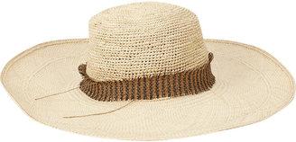 """Albertus Swanepoel """"Aquitaine"""" Wide-brim Hat"""