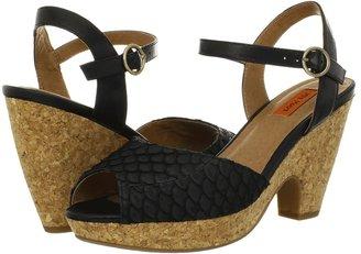 Miz Mooz Parker (Black) - Footwear