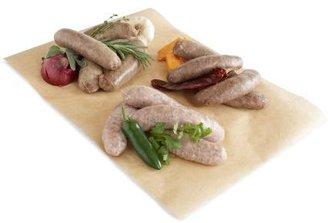 Sur La Table Chef Tim Love Elk, Pheasant and Rabbit Sausages, 3 lbs.