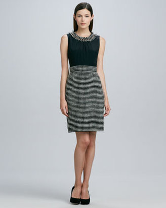 Kate Spade Madlyn Combo Dress