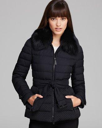 Burberry Down Coat - Wingrave Fur Hood