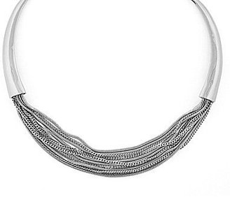 Vince Camuto By the Horns Multi-Strand Collar Necklace