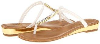Fergie Tina (White) - Footwear