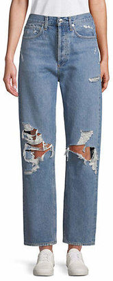 A Gold E AGOLDE 90s Mid-Rise Loose Fit Jeans