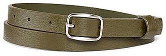 JCPenney jcpTM Skinny Leather Belt