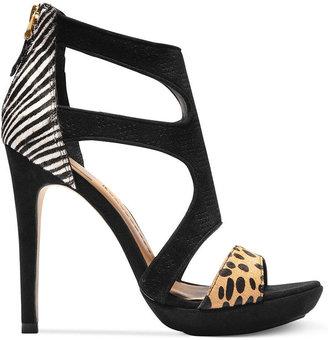 Dolce Vita Swift High Heel Platform Sandals
