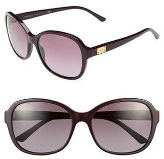 Versace 'Pop Chic Culture' 58mm Sunglasses