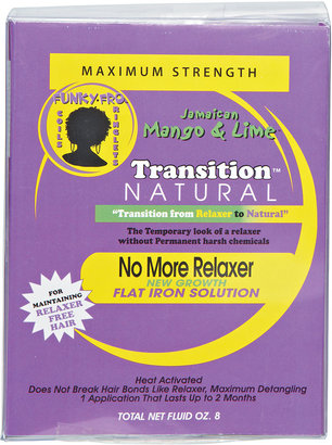 Sally Beauty Jamaican Mango No More Relaxer New Growth Flat Iron Max