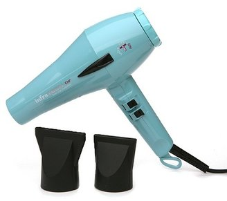 CHI InfraTECH Trim Line Hair Dryer Blue Sparkle