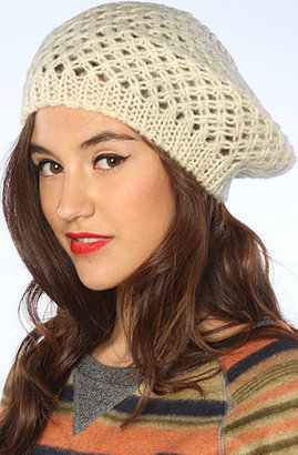 Alternative Apparel The Sundance Beret in Natural