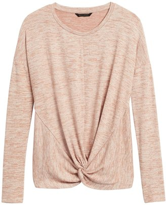 Banana Republic Luxespun Twisted T-Shirt