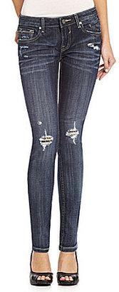 Vigoss Jagger Destructed Skinny Jeans