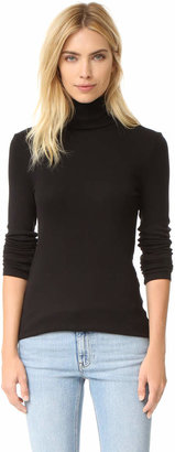Splendid 1x1 Turtleneck $54 thestylecure.com