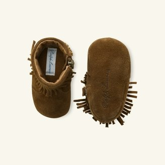 Papoose Fringed Boot