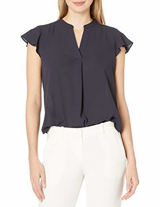 Calvin Klein Women's Cap Sleeve Top