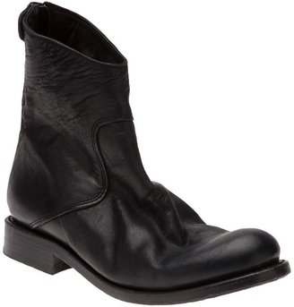 Audley The Last Conspiracy flat boot