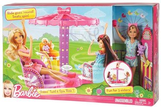 Mattel Barbie sisters' twirl & spin ride